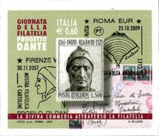 Ref. 274477 * NEW *  - ITALY . 2011. DAY OF PHILATELY. DIA DE LA FILATELIA - 6. 1946-.. República