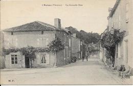 PERSAC La Grande Rue - France