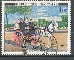 TIMBRE - FRANCE - 1967 - Nr 1517 - Oblitere - France