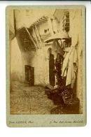Rue D'Alger, Vers 1890, Jean Geiser Photographe, 7, Rue Bab-Azoun, Alger - Photos