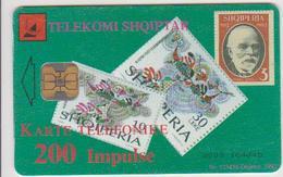 #05 - ALBANIA-03 - STAMP - Albanië