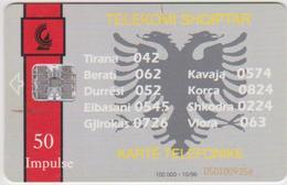 #05 - ALBANIA-04 - Albanië