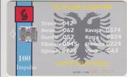 #05 - ALBANIA-05 - Albanië