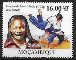 MOZAMBIQUE  N° 3396 * *  Judo Alvear - Judo