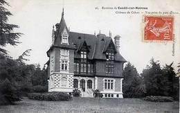 61 - Environs De Condé-sur  Noireau - Château De CAHAN - Vue Prise Du Parc - Trés Ancienne - Frankrijk