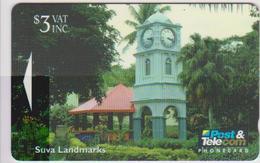 #05 - FIJI-05 - SUVA LANDMARKS - Fiji