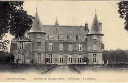61 - Environs De Putanges - CREVECOEUR - Le Château - - Putanges