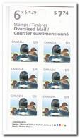 Canada 2012, Postfris MNH, Ducks, Birds - 1952-.... Reinado De Elizabeth II