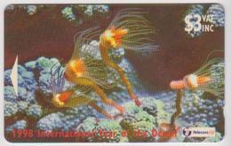 #05 - FIJI-08 - 1998 INTERNATIONAL YEAR OF THE OCEAN - Fiji