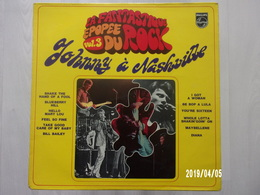 Johnny Hallyday - La Fantastique épopée Du Rock Volume 3 - 12 Titres - Rock