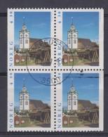 NORVEGE 1998:  Bloc De 4 Oblitéré - Gebraucht
