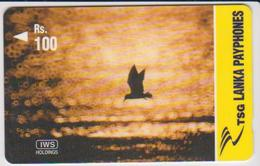 #05 - SRI LANKA-01 - BIRD - Monaco
