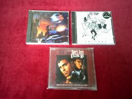 ZZ TOP  COLLECTION DE 3 CD - Musique & Instruments