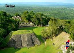Belize Mayan Ruins New Postcard Landkarte AK - Belize