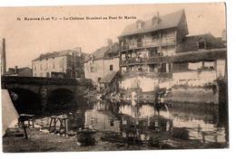 RENNES LE CHATEAU BRANLANT AU ¨PONT ST MARTIN - Rennes