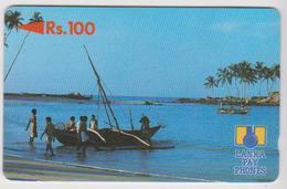 #05 - SRI LANKA-05 - SHIP - Sri Lanka (Ceylon)