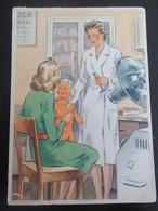"""Postkarte Propaganda """"Frauen Schaffen Für Euch"""" - Erhaltung I-II - Allemagne"""