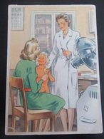 "Postkarte Propaganda ""Frauen Schaffen Für Euch"" - Erhaltung I-II - Briefe U. Dokumente"