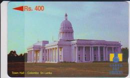 #05 - SRI LANKA-06 - TOWN HALL - COLOMBO - Sri Lanka (Ceylon)