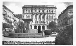 Marienbad - Schillerplatz - Tchéquie
