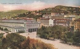 Cartolina   - Postcard /  Viaggiata -  Sent / Trieste, Stazione Centrale. - Trieste