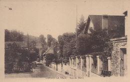 L'Etang-la-Ville : Rue De Marly - France