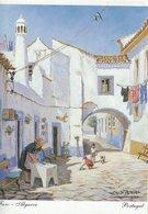 Faro - Algarve. Portugal. Sent To Denmark. A-.2867 - Faro