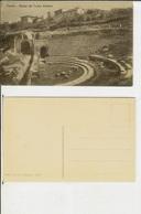 Fiesole (Firenze): Avanzi Del Teatro Romano. Cartolina Fp Inizio '900 (appena Animata) - Firenze