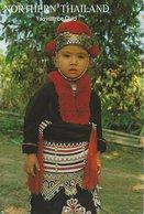 Northern Thailand. Yao Hilltribe Child. Sent To Denmark. # 07525 - Thailand