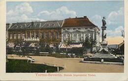 Pays Div-ref T28- Roumanie - Romania -  Turnu Severin - Carte Bon Etat - - Roumanie