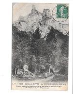 Vallée Du GIFFRE. - Le TANNEVERGE. Oratoire Rappelant Un éboulement De La Tête Noire Qui Détruisit En 1602... (SIXT) - Sixt-Fer-à-Cheval