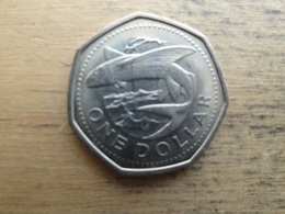 Barbades  1  Dollar  1988  Km 14.2 - Barbades