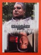 Trading Card Stargate SG 1  Carte Twisted TW-9 Teal'c De La Porte Des étoiles - Stargate