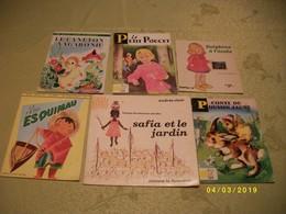 Ensemble De 14 Livres Pour Enfants  Année 60/70 - Lots De Plusieurs Livres
