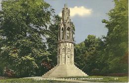 QUEEN ELEANOR'S CROSS - NORTHAMPTON - Northamptonshire