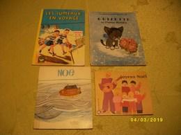 Ensemble De 13 Livres Pour Enfants Années 60 - Lots De Plusieurs Livres