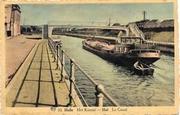 Hal NA16: Le Canal ( Péniche ) - Halle