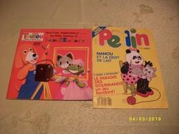Lot De 12 Livres Pour Enfants Année 1960/1970 - Lots De Plusieurs Livres