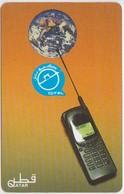 #05 - QATAR-10 - PLANET EARTH - TELEPHONE - Qatar