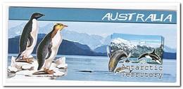 Australisch Antarctica 2007, Postfris MNH, Birds, WWF ( Booklet ) - Ongebruikt