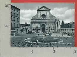 CARTOLINA NV ITALIA - FIRENZE - Basilica Di Santa Maria Novella - 10 X 15 - Firenze