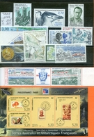 TAAF ;1999;année Complète; TP N° 235 à 263; Sauf Carnet De Voyage ;NEUFS**;MNH - French Southern And Antarctic Territories (TAAF)