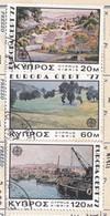 CIPRO 1977 - Francobolli EUROPA - Paesaggi 1977. - Usati