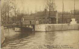 Vilvorde -- Vue Du Pont Brûlé.    (2 Scans) - Vilvoorde