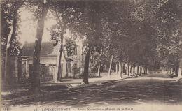 Louveciennes : Route Versailles - Manoir De La Forêt - Louveciennes