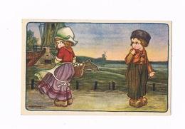 Illustrateur A.BERTIGLIA - Timide La Dame.... - Bertiglia, A.