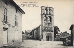 LE VIGEN L' Eglise - France