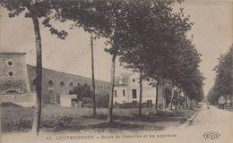 Louveciennes : Route De Versailles Et Les Aqueducs - Louveciennes
