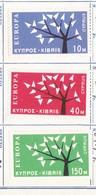 CIPRO 1963 - Francobolli EUROPA. - Usati