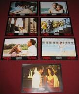 Roy Scheider LAST EMBRACE Janet Margolin  7x Yugoslavian Lobby Cards - Foto's
